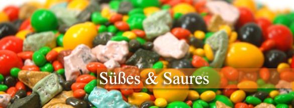 Süßes und Saures